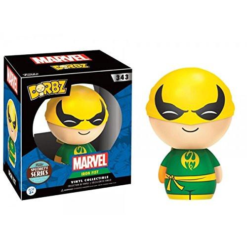 Specialty Dorbz Marvel 343 Iron Fist figure Funko 11206