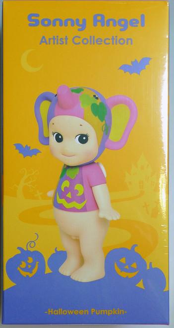 Sonny Angel Artist Collection Halloween Pumpkin Elephant Dreams 53173