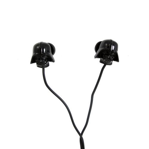 Star Wars C-Darth Vader Earbuds by Jazwares 152316