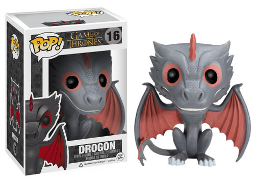 Pop Game of Thrones 16 Drogon figure Funko 038731