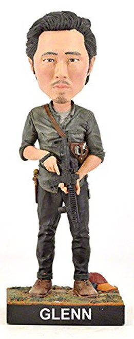 Royal Bobbles Walking Dead Glenn Rhee Bobblehead 11709