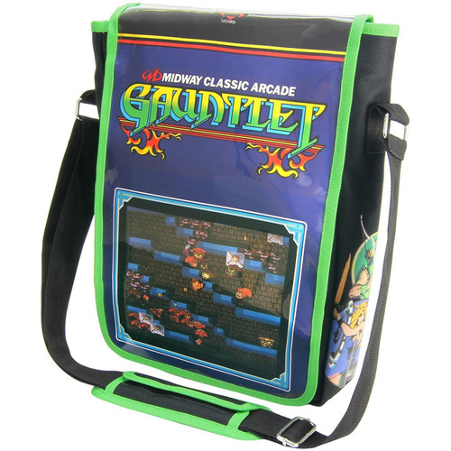 Gauntlet Arcade Messenger Bag 27905