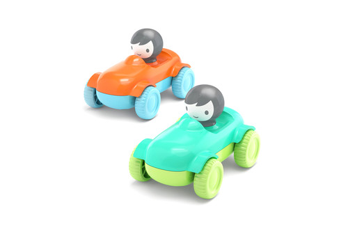 Kid O Mini Racer assorted colors Baby Toy 04399