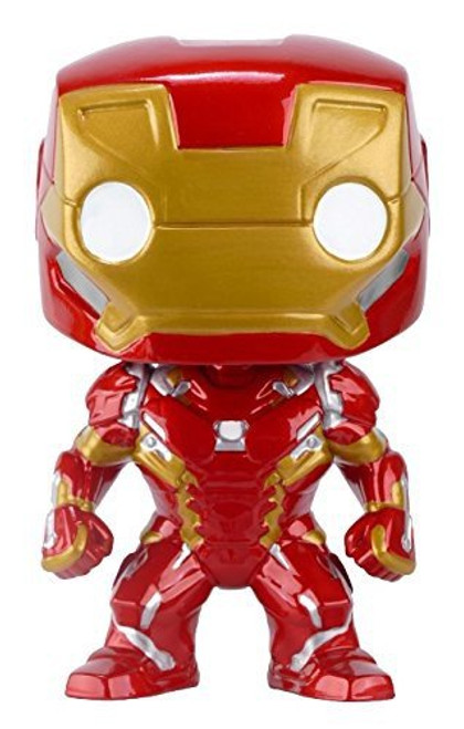 Pop Marvel Captain America Civil War 126  Iron Man Funko figure 72247