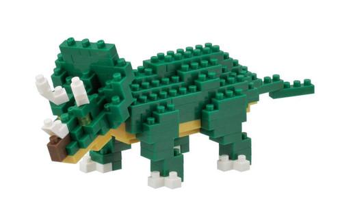 Nanoblock Triceratops 150 pcs Building Kit 46729