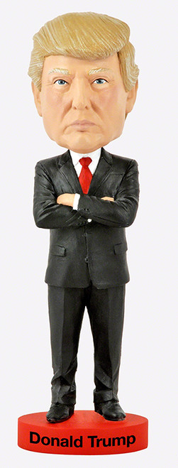 Royal Bobbles Presidents Donald Trump bobble figure 11372