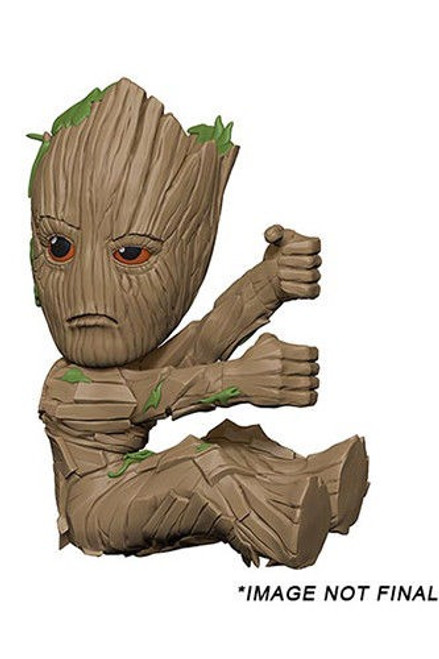 Scalers Marvel Avengers Infinity War Groot Neca figure 48235