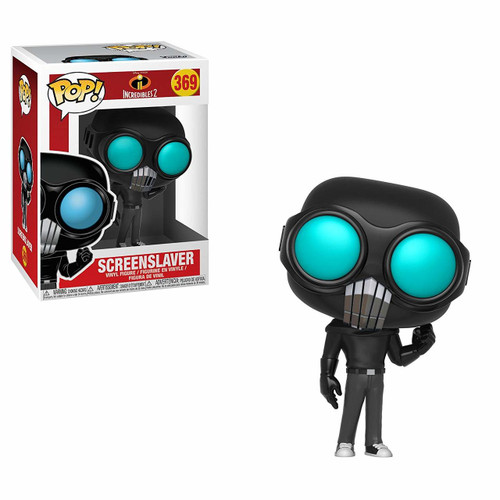Pop Incredibles 2 369 Screenslaver Funko figure 92078