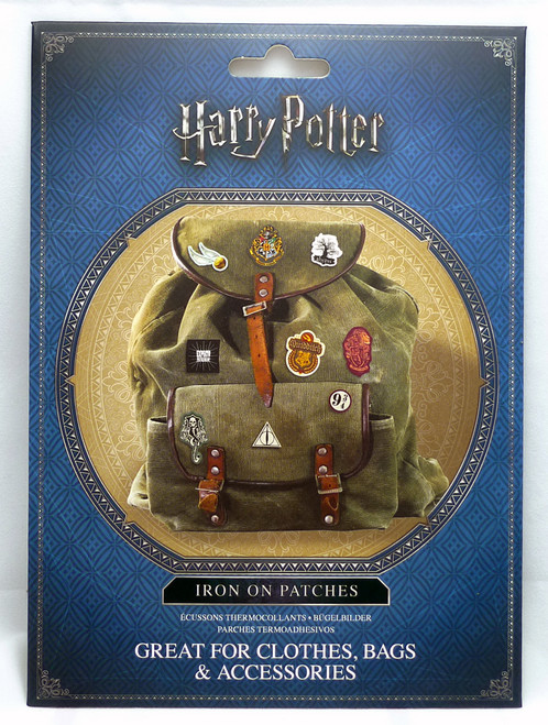 Harry Potter Iron-On Patches Paladone 716615