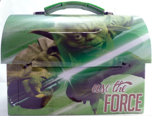 Star Wars Workmans Carry Tin - Yoda 44535