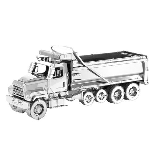 Metal Earth 114SD Dump Truck 3D Metal Model + Tweezers 12842