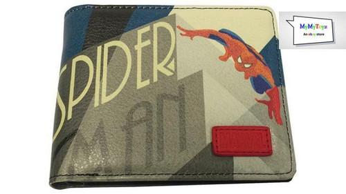 Marvel Comics Spiderman Decadent Faux Leather WalletBB Designs 36012