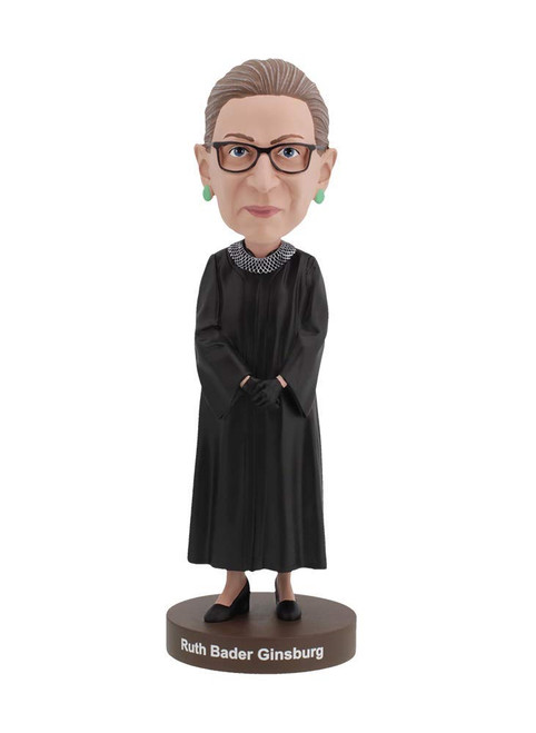 Royal Bobbles Ruth Bader Ginsburg bobblehead figure 12157