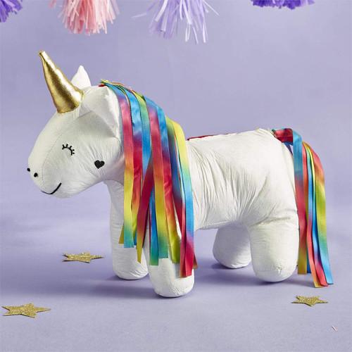 Write On Me Plush Unicorn by Two's Company