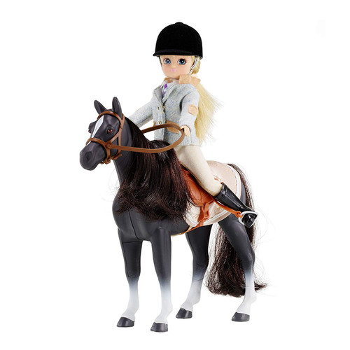 Lottie Pony Club Doll Set 31364