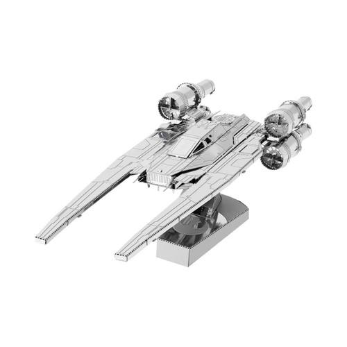 Metal Earth Star Wars Rebel U-Wing Fighter 3D Metal Model + Tweezers 12729