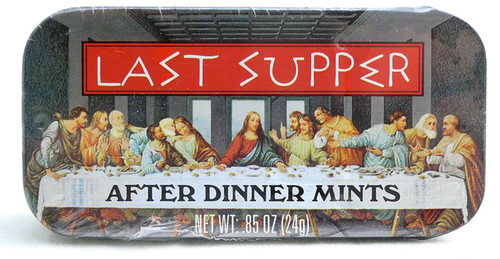 Accoutrements Last Supper After Dinner Mints 16267