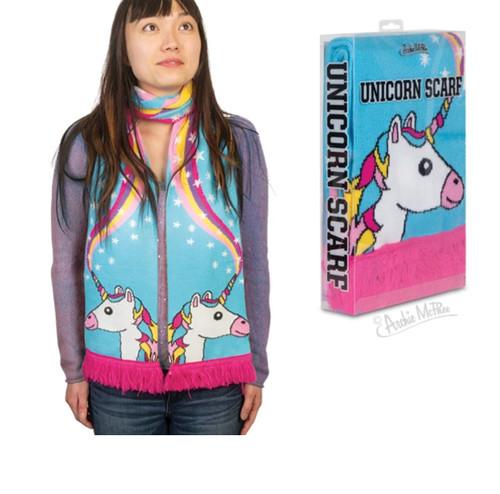 Accoutrements Unicorn Scarf 28024