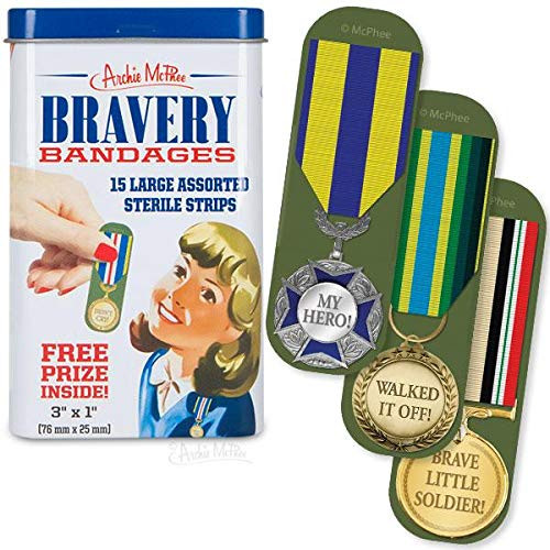 Accoutrements Bravery Bandages 15pcs 27034