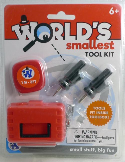 Worlds SmallestTool Kit Westminster 40187