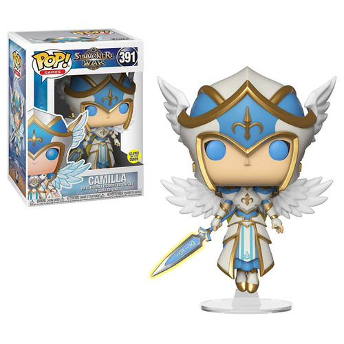 Pop Games Summoners War 391 Camilla Funko 34522