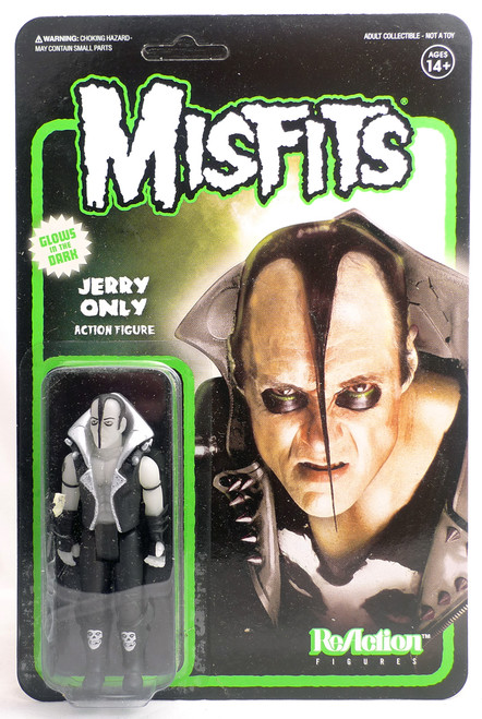 Misfits Jerry Only Reaction figure Super 7 38960
