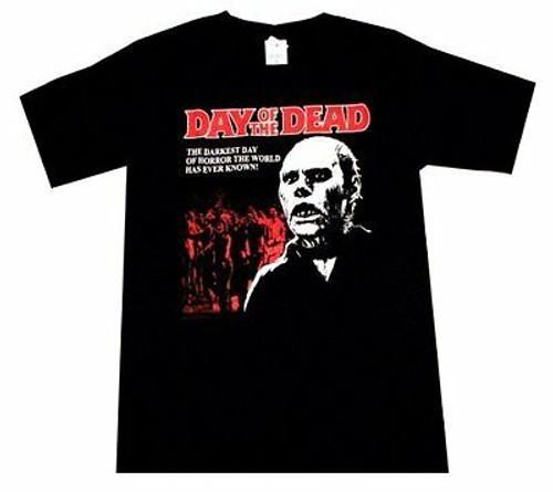 Day of the Dead 1 Darkest Day of Horror short sleeve t-shirt dodo1 Impact Medium