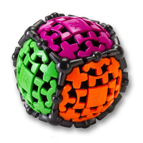 Gear Ball  Meffert's Brainteasers Project Genius 49132