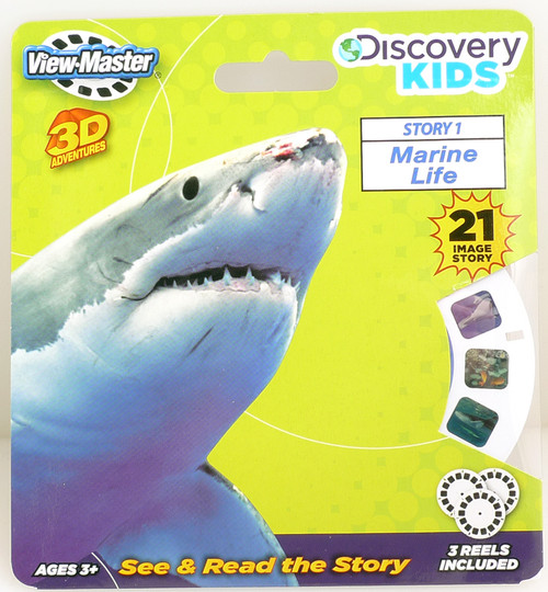 View Master Discovery Kids Marine Life 021141