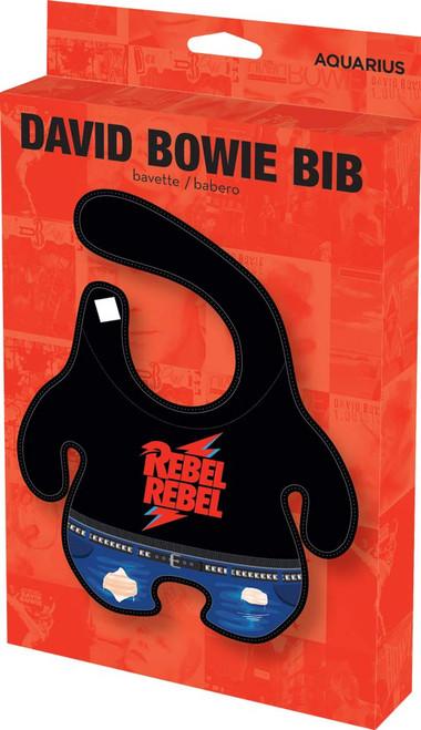 David Bowie Baby Bib 24202