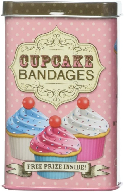 Accoutrements Cupcake Bandages 19053