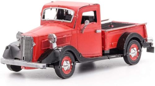 Metal Earth 1937 Ford Pickup 3D Metal Model + Tweezers 11999