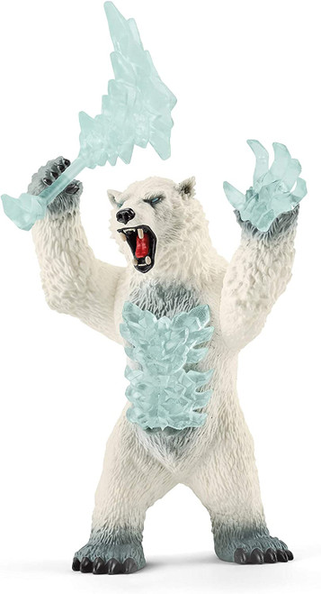 Eldrador 42510 Blizzard Bear with Weapon Schleich 11868