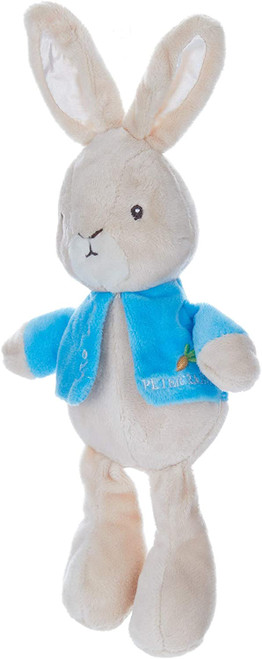 "Beatrix Potter Peter Rabbit Beanbag Stuffed Animal Plush Bunny 10.5"" 41084"