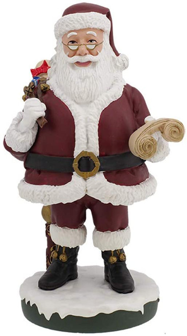 Royal Bobbles Santa Claus BobbleHIPS - Bobblehead 11853
