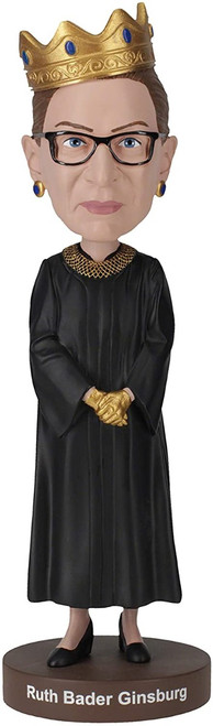Royal Bobbles Ruth Bader Ginsburg - Notorious RBG Bobblehead 12539