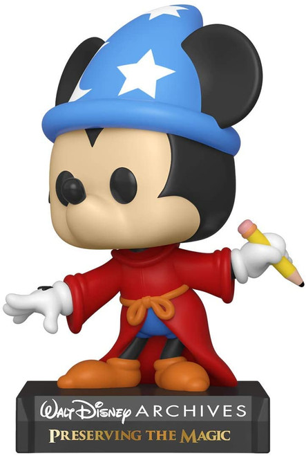 Pop Disney 799 Sorcerer Mickey figure Funko 98913