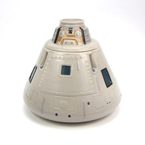 NASA Apollo Ceramic Cookie Jar 29770