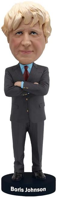 Royal Bobbles Boris Johnson Prime Minister of UK Bobblehead 12966