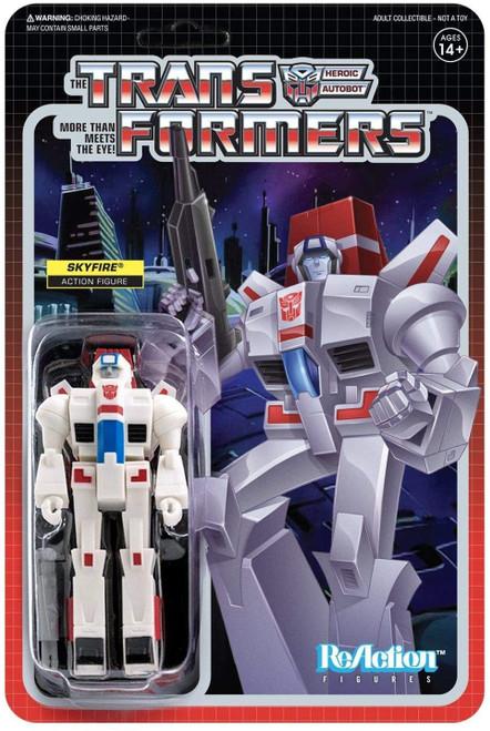Transformes ReAction Figure Skyfire figure Super 7 06788