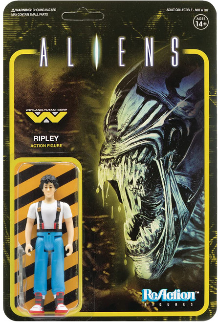 Aliens ReAction Ripley figure Super 7 00052