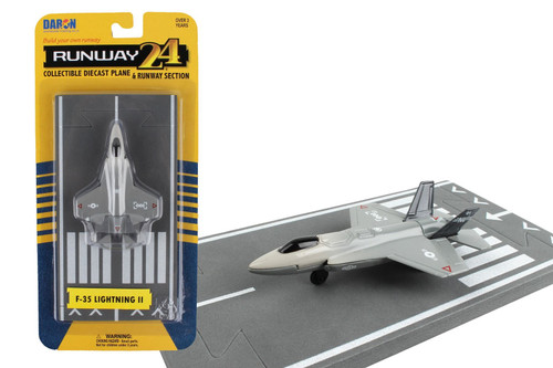 Daron Runway24 Joint Strike Fighter Diecast vehicle\plane 57821
