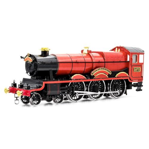 Metal Earth Iconx Harry Potter Hogwarts Express 3D Model  + Tweezers 14280