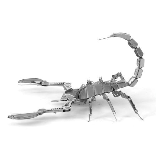 Metal Earth Scorpion 3D Model + Tweezers 10701