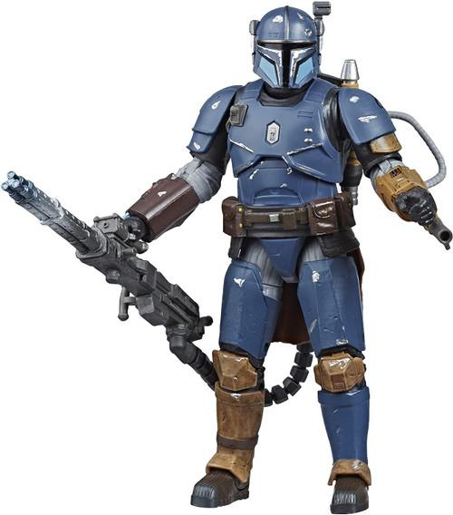 Star Wars The Black Series Heavy Infantry Mandalorian Figure 62061