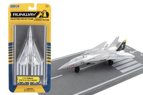 Daron Runway24 F-14 Jolly Rogers Diecast vehicle\plane 57715
