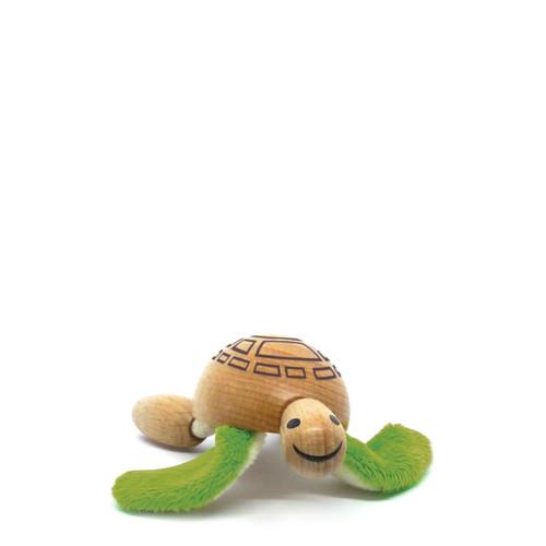 Anamalz Turtle Wooden Animal Toy 17875