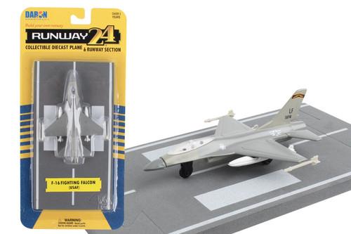 Daron Runway24 F17 Military Diecast vehicle\plane 57746