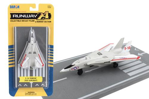 Daron Runway24 F-14 Tomcat Diecast vehicle\plane 57708
