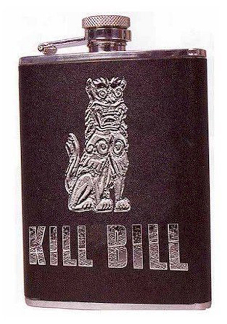Kill Bill Embossed Flask Neca 334409